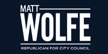 Republican Matt Wolfe For Philadelphia City Council